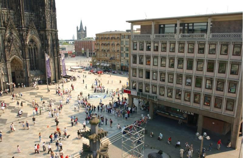 Dom Forum Köln