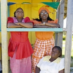 Garifuna Women (Belize)